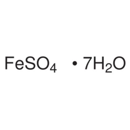 FERROUS SULFATE, Heptahydrate. ACS Grade