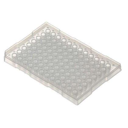 0.2ml Yarı Etekli 96-well qPCR plate
